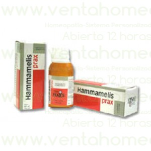 HAMMAMELISPRAX GOTAS 60 ML