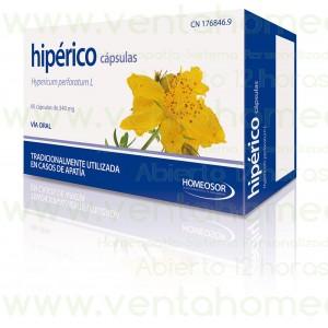 HIPERICO 60 CAPSULAS SIMPLES X 250MG