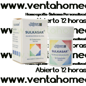 SULKASAR 50 COMP. 300 MG