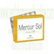 Mercur Sol complejo nº 39 80 comprimidos - Lehning