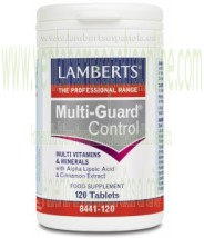 LAMBERTS Multi-Guard® Control  120 TABLETAS