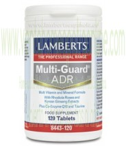 LAMBERTS  Multi-Guard® ADR  120 TABLETAS