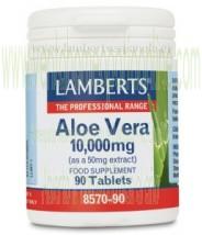 LAMBERTS Aloe Vera 10.000 mg  90 TABLETAS