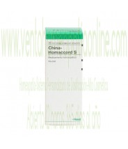 CHINA HOMACCORD S 30 ML GOTAS