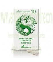 CHINASOR 19 - CHAI HU SHU GAN WAN