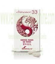 CHINASOR 33 - GENG NIAN QI WAN
