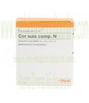 COR SUIS COMPUESTO N 5 AMPOLLAS 2,2 ML