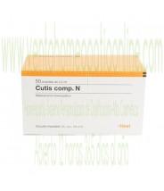 CUTIS COMPUESTO N 50 AMPOLLAS 2,2 ML