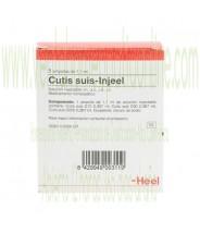 CUTIS SUIS INJEEL 5 AMPOLLAS 1,1 ML