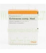 ECHINACEA COMPUESTO HEEL 5 AMPOLLAS 2,2 ML