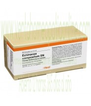 ECHINACEA COMPUESTO HEEL 50 AMPOLLAS 2,2 ML