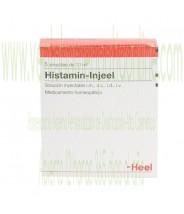 HISTAMIN INJEEL 5 AMPOLLAS 1,1 ML