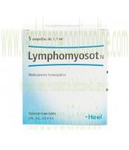 LYMPHOMYOSOT N 5 AMPOLLAS 1,1 ML