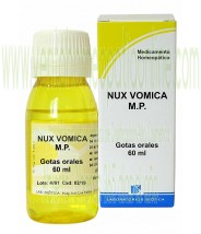 NUX VOMICA M.P. 60ML
