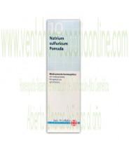 DHU - POMADA SCHÜSSLER Nº10 NATRIUM SULFURICUM (50 G.)