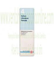 DHU - POMADA SCHÜSSLER Nº4 KALIUM CHLORATUM (50 G.)