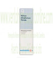 DHU - POMADA SCHÜSSLER Nº9 NATRIUM PHOSPHORICUM (50 G.)