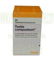 TESTIS COMPUESTO HEEL 50 COMPRIMIDOS