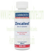 LAMBERTS Zincatest®  100ML